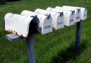 Ein leeres Postfach – ganz einfach.  Pacdog